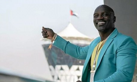 Singer Akon is moving ahead with his $6 billion 'Akon City' in Senegal