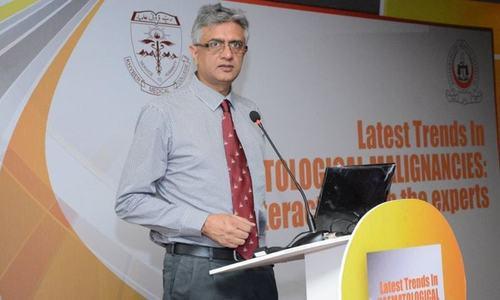 پولیو مہم کو کامیاب بنانے کیلئے صوبوں کا تعاون درکار ہے، ڈاکٹر فیصل