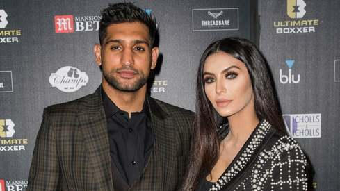 Amir Khan and Faryal Makhdoom land reality series, Meet The Khans