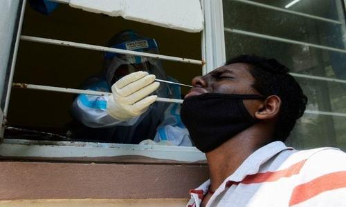 Asia's virus death toll tops 100,000