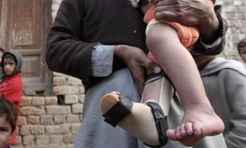 Polio case found in Balochistan