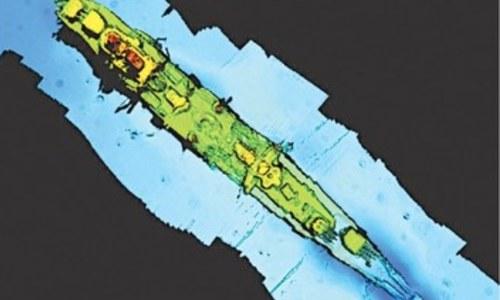 Sunken German World War Two battleship found off Norway