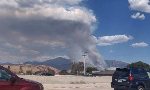 California gender-reveal party firework destroys 7,000 acres