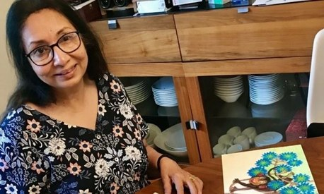 The Pakistani children's author focusing on the planet
