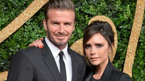 David Beckham and Victoria reportedly caught and battled Covid-19 months ago