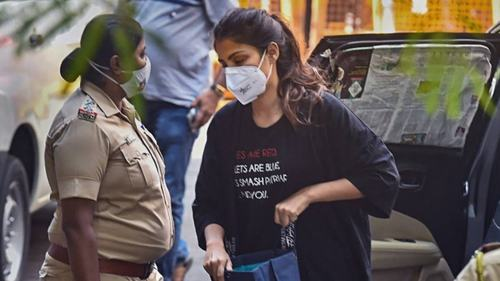 Rhea Chakraborty and brother arrested in drug case