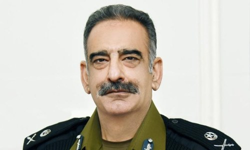 Punjab IG's removal challenged in LHC