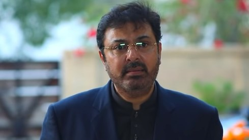 Naumaan Ijaz made a 'joke' about infidelity but Twitter had the last laugh