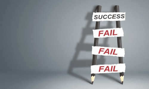 Turn failure into success