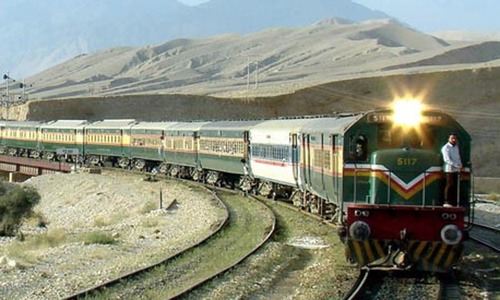 Railways to invite bids for $6.8bn ML-1 CPEC project