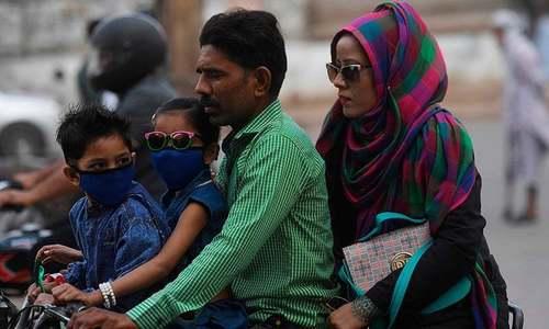 پاکستان میں کورونا وائرس کے کیسز 3 لاکھ سے تجاوز کر گئے