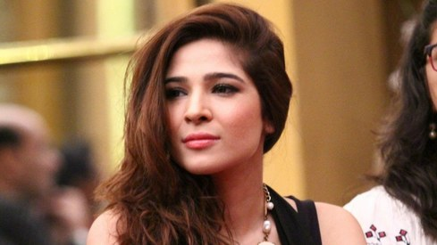 Ayesha Omar says she doesn't feel safe in her own country