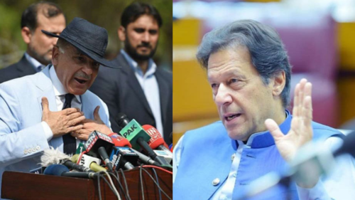 Shahbaz's defamation suit: Court gives last chance to Imran to file reply