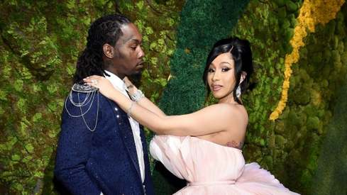 Cardi B files for divorce after three years of marriage