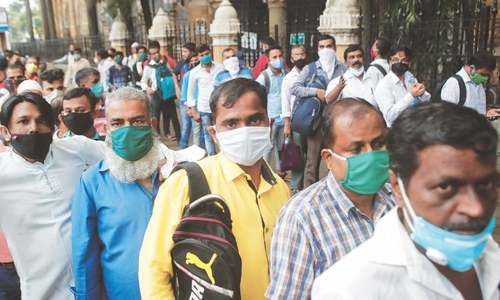 India's virus cases soar past 5 million; EU warns against 'vaccine nationalism'