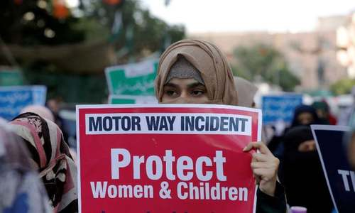 Motorway gang rape: Police 'tightening noose' around fleeing suspect