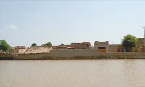 Another spell of heavy rainfall adds to Kachho residents' woes