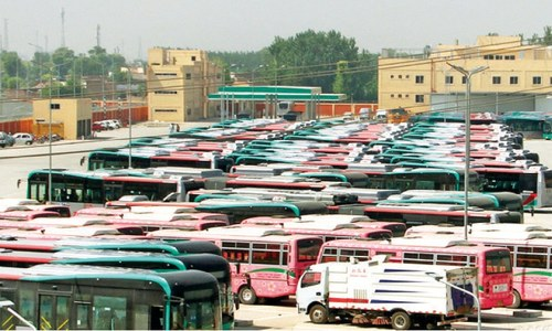 Probe sought into BRT buses fire incidents