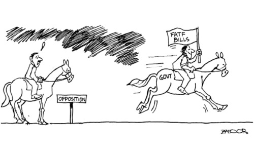 Cartoon: 18 September, 2020