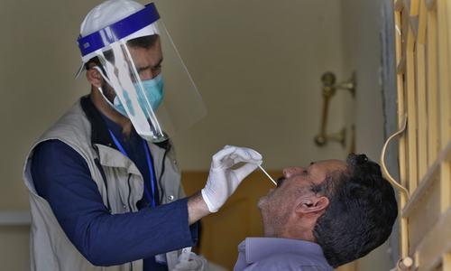 پاکستان میں کورونا وائرس کے مریضوں میں 445 کا اضافہ، مزید 514 صحتیاب