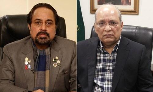 سینیٹ: مسلم لیگ (ن) اور ایم کیو ایم کے سینیٹر میں تلخ کلامی، نوبت گالم گلوچ تک پہنچ گئی