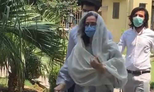 سرینا عیسٰی کا ساڑھے 3 کروڑ روپے کے واجبات قبول کرنے سے انکار