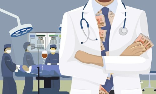 HEALTH: WHY ARE DOCTORS LOSING THEIR RESPECT?