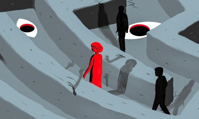 THE LOCKDOWN ON WOMEN