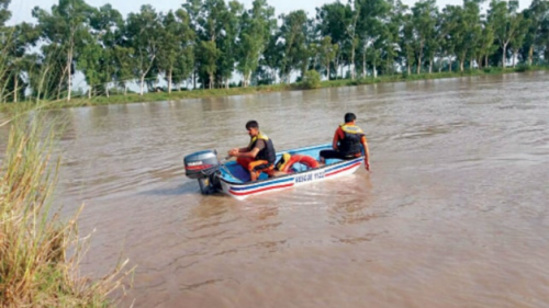 Four drown in Hub river, Lasbela canal