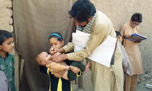 Polio case reported from Balochistan