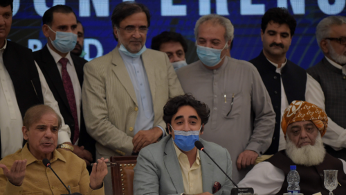 Opposition parties form alliance to oust govt