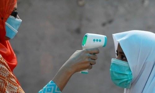 کورونا وبا: ملک میں 312 نئے کیسز کا اضافہ، مزید 566 افراد صحتیاب