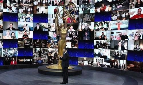 ایمی ایوارڈز کی ورچوئل تقریب، 30 ایوارڈز ایچ بی او کے نام