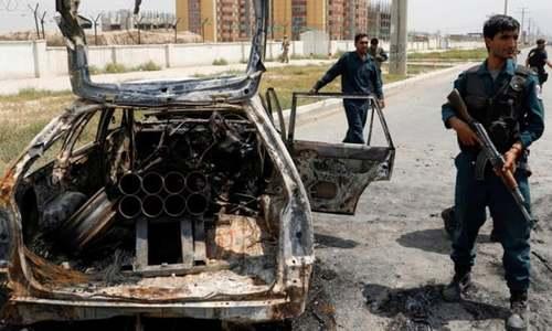 افغانستان: طالبان سے جھڑپوں میں سیکیورٹی فورسز کے 57 اہلکار ہلاک