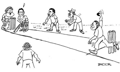 Cartoon: 22 September, 2020