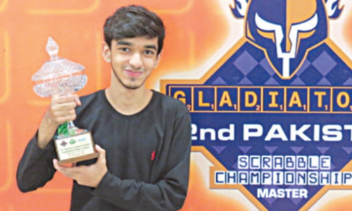 Wonder kid Imaad bounces back to clinch scrabble event