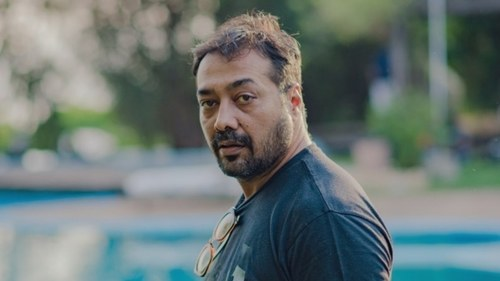 Anurag Kashyap accused of sexual harassment