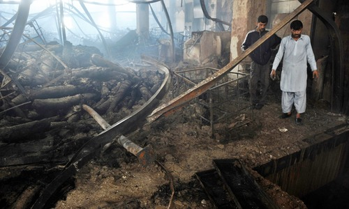 ATC hands death sentence to two accused in Baldia factory fire case; MQM's Rauf Siddiqui acquitted