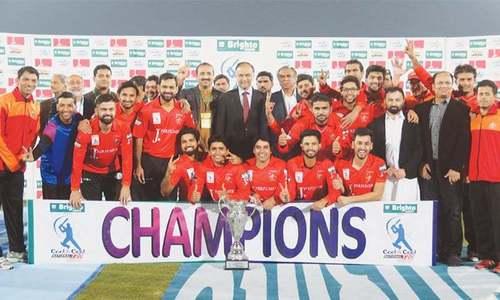 نیشنل ٹی20 کپ کے لیے 90لاکھ روپے کی انعامی رقم کا اعلان
