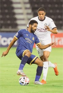 Late equaliser earns Al Sadd spot in Asian Champions League last 16