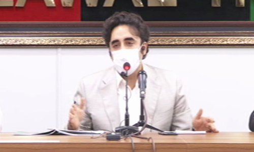Person revealing details from national security meeting needs to 'shut up', says Bilawal