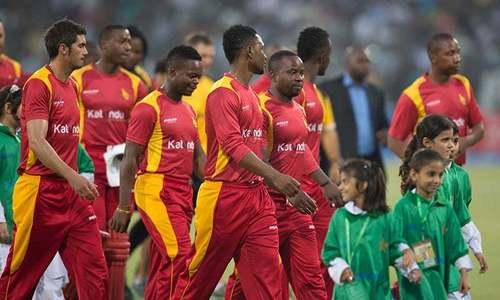 زمبابوے کی ٹیم کو دورہ پاکستان کی اجازت مل گئی