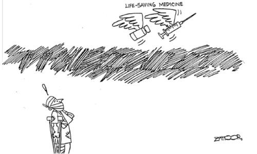 Cartoon: 24 September, 2020