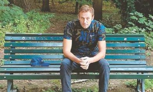 Navalny discharged from hospital