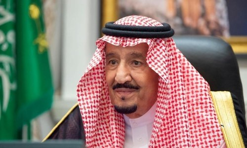 King Salman targets Iran during debut at United Nations
