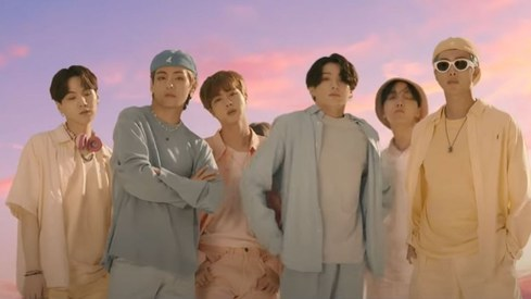 K-pop band BTS delivers message of hope at UN General Assembly