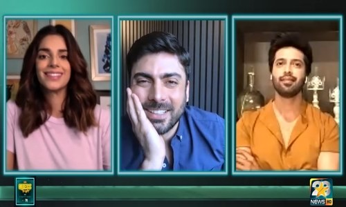 First episode of Fawad Khan's new game show on 23 News bags rave reviews