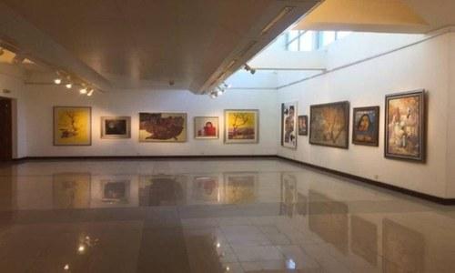 نیشنل آرٹ گیلری سے ورثا کو 10 پینٹنگز کی واپسی 'چوری' قرار