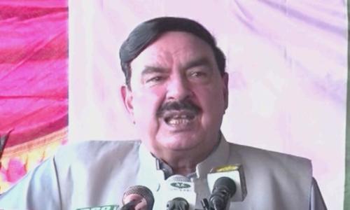 16تاریخ کو اپوزیشن استعفے دے دیتی تو جنرل الیکشن ہو سکتے تھے، شیخ رشید