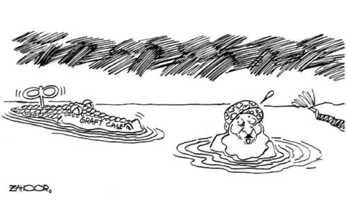 Cartoon: 25 September, 2020